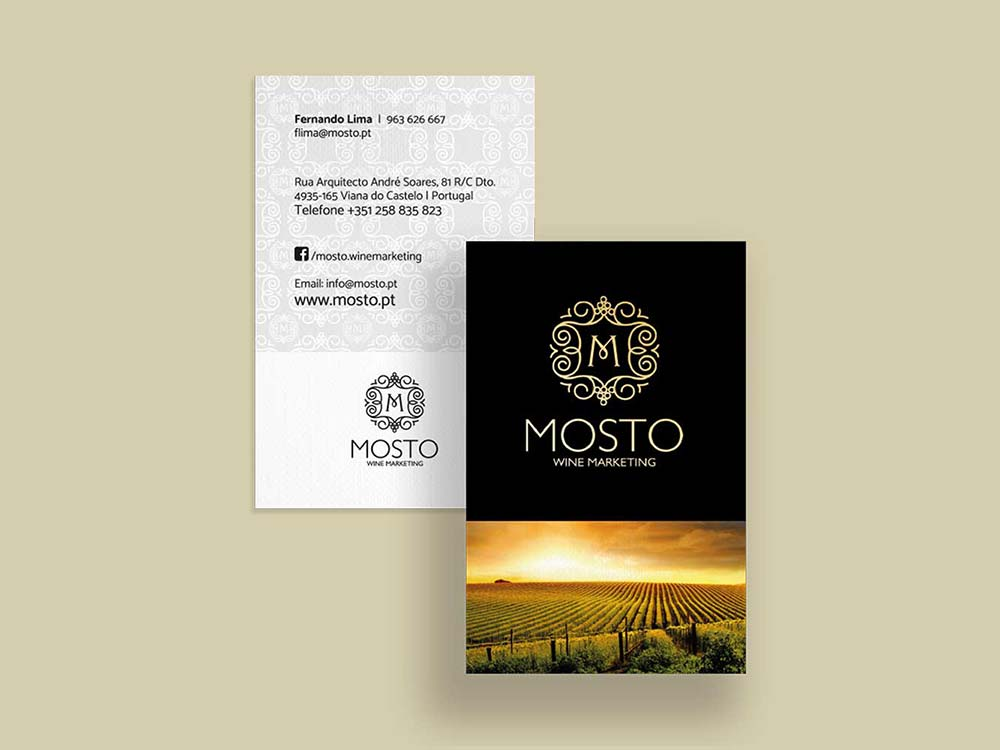 Mosto - Wine Marketing